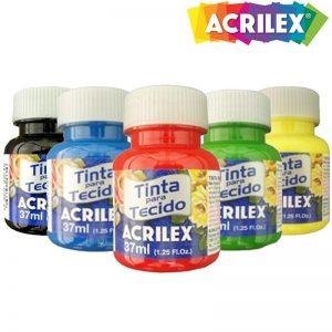 Tintas para Tecido Acrilex